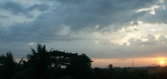 vernal equinox (last days) sunset