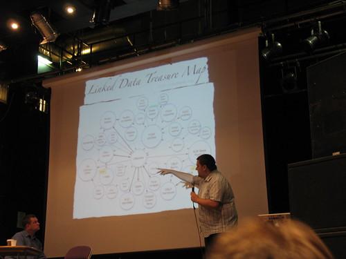 Linked Data Tresure Map