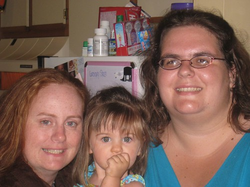 Michele, Amelia, and Me