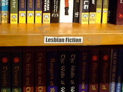 Lesbian Fiction.