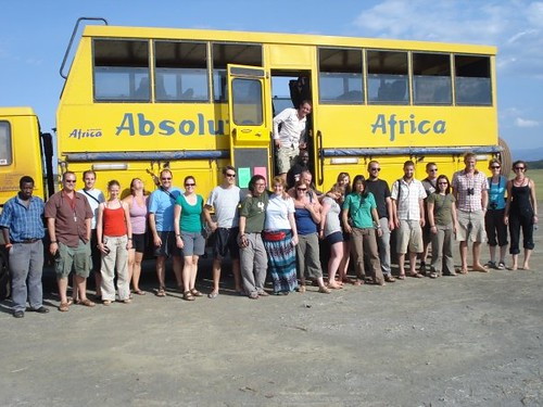 Absolute Africa Crew