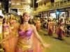 Desfile - Bailarinas