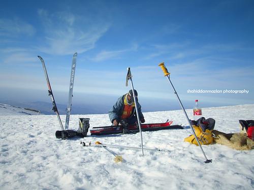 Ski Services, Oukaimden