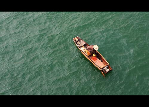 Boat On The Liujiang