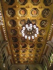 Senate ceiling