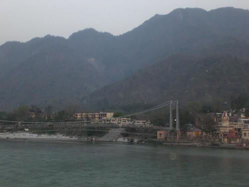 Luxman Jhula, Rishikesh