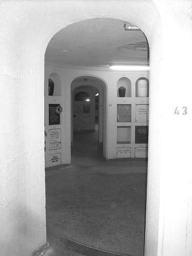 Urnenhalle 1