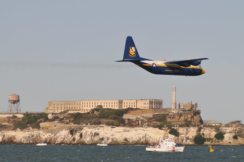 San Francisco Fleet Week - Fat Albert C-130