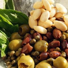 Crema di Olive bei Gewichtskontrolle