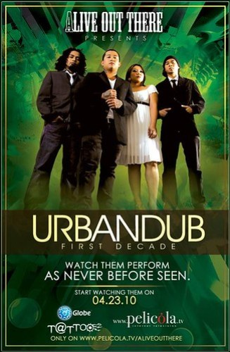 Urbandub - Alive Out There
