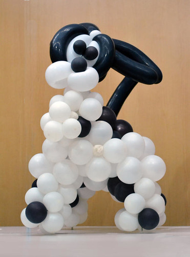 DOG BALLOON 1 new