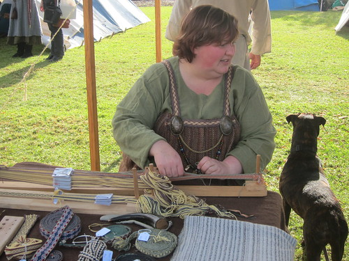 Mim tablet weaving
