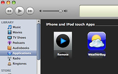 My first app store purchases.