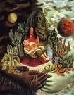 Frida Kahlo. El abrazo de amor de El universo, la tierra (México), 1949.