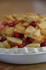 Apple-Cranberry Pie filling