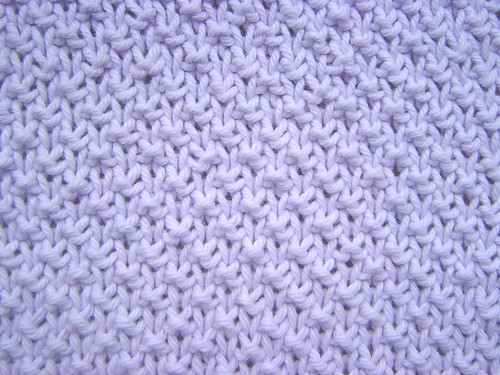 Slip Stitch Weave by Spunknit
