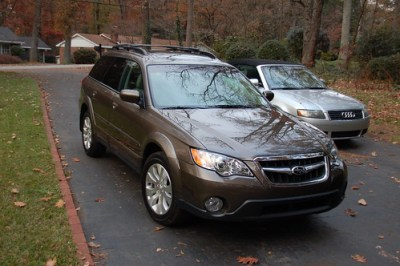 My New Outback