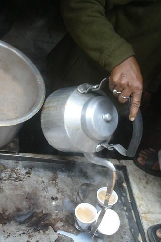 Old Delhi_小巷弄1-8煮印度茶