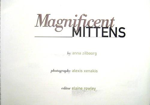 Magnificent  Mittens