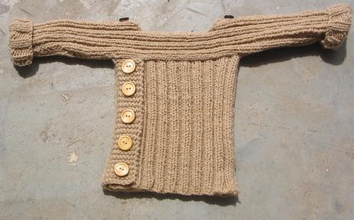 Riverstone sweater