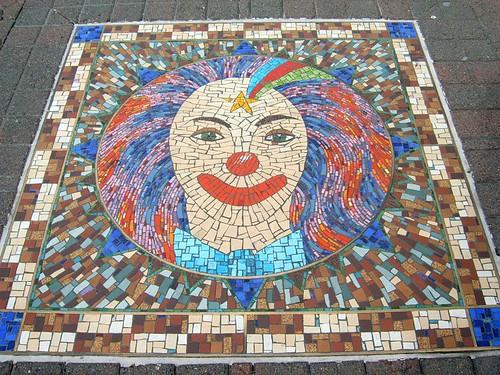 Clown Mosaic