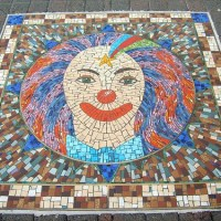 Brisbane's South Bank Parkland Mosaics