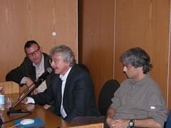 Luca Raffaelli, Ivo Milazzo, Corrado Mastantuono - photo Goria