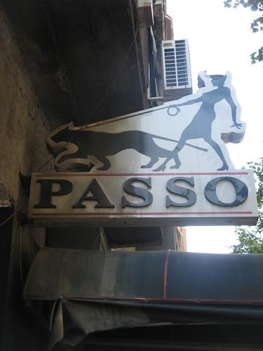 Signage in Belgrade