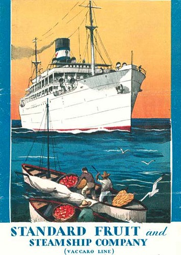 Standard Fruit & Steamship Brouchure 1930