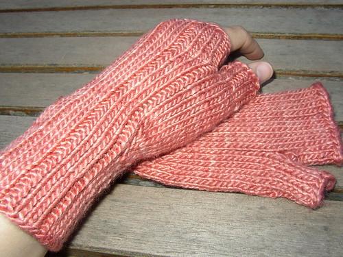 easy mitt again pink hand