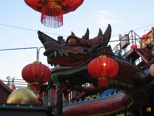 Tivoli dragon