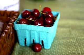 late cherries