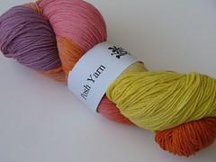 Posh Yarn - Pantomime