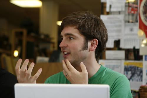 John Herman at NH Media Makers