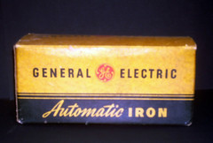 General Electric Automatic Iron Box