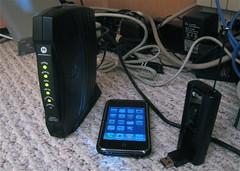 My Three Networks