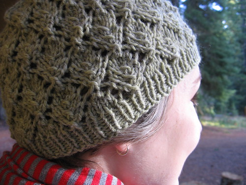 hat before blocking
