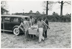 Funeral of nineteen year old Negro saw mill wo...
