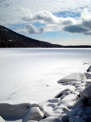 Sky and Ice