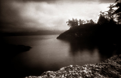 Bowen island, Miller's landing