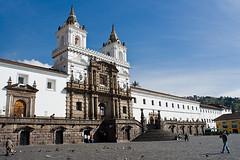 Quito, Hauptstadt Ecuadors
