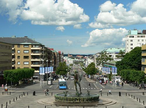 Pendlingsavstånd till Stockholm?