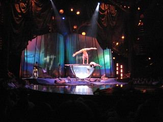 zumanity waterbowl
