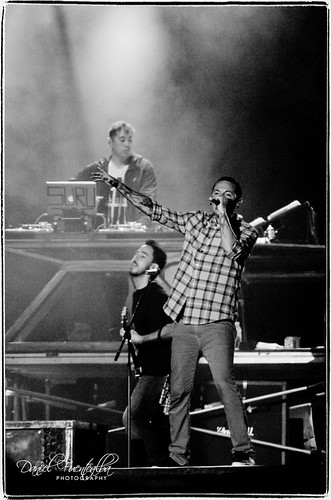 Hahn + Shinoda + Bennington