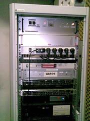 Radio FM Broadcast TX - Rack
