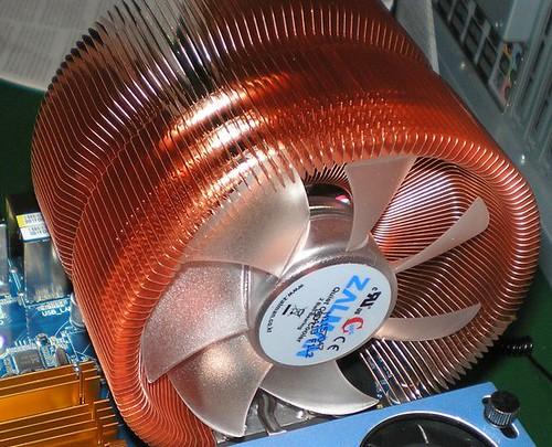 Zalman 9700LED CPU Cooler