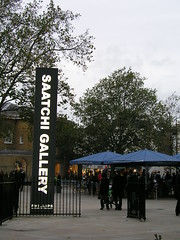 Saatchi Gallery, Chelsea, London