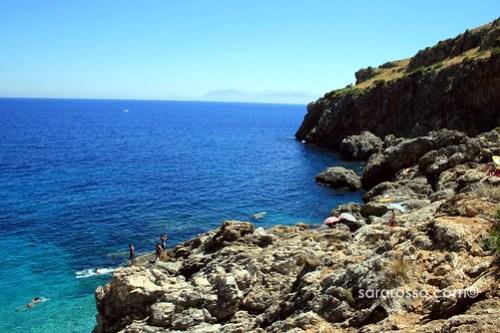 Cala della Capreria, Lo Zingaro Natural Reserve, Sicily