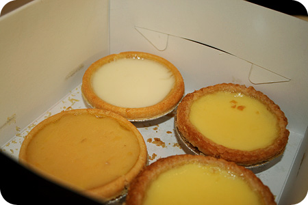 John King egg tarts #3