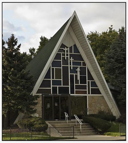 A Frame Church